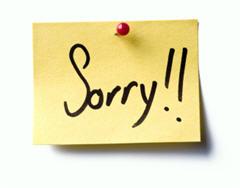 open-apology